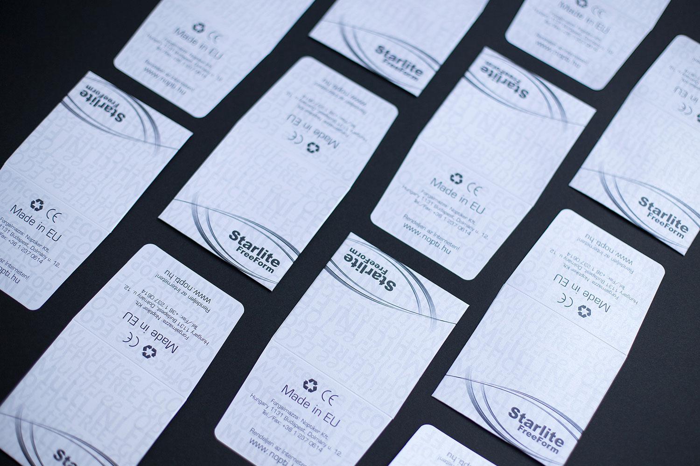 Csomagolás tervezés, lencsetasak, tasak, kreatív csomagolás